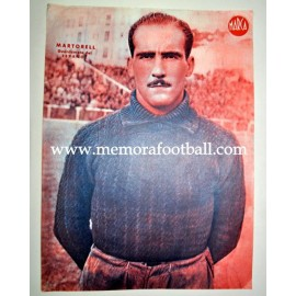 MARTORELL RCD Español 1940s