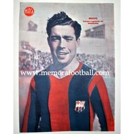 BRAVO CF Barcelona 1940s
