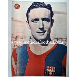 MARTÍN CF Barcelona 1940s