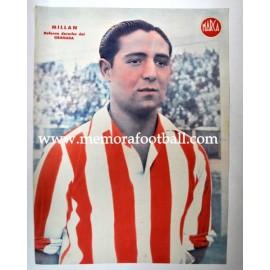 MILLÁN Granada CF 1940s