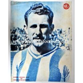 ELICEGUI Deportivo de la Coruña 1940s
