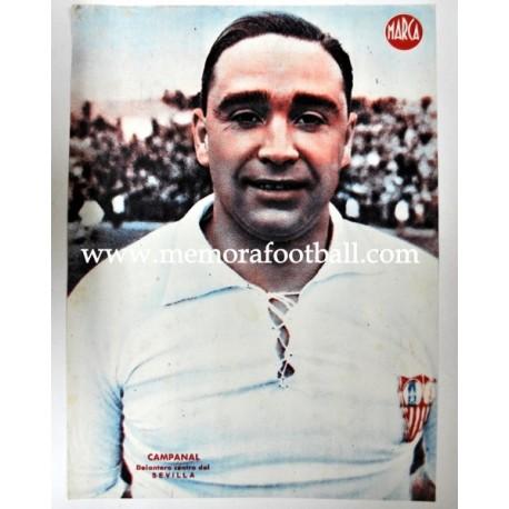 BUSTOS Sevilla FC 1940s