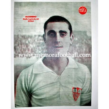 CAMPANAL Sevilla FC 1940s