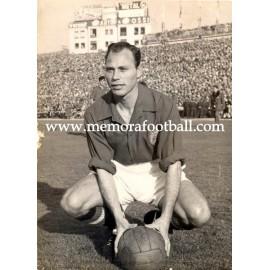 """""""Joaquín NAVARRO"""" Selección Española 07-12-1952"""