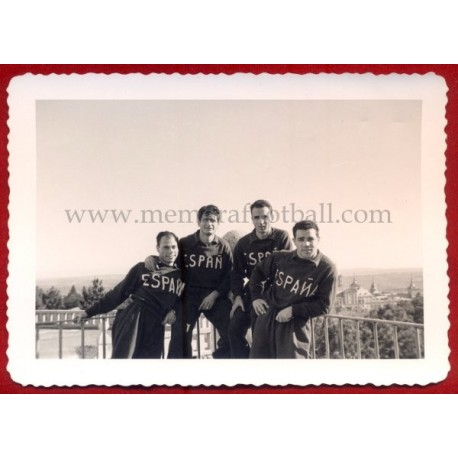 Spain National Team early 1950s