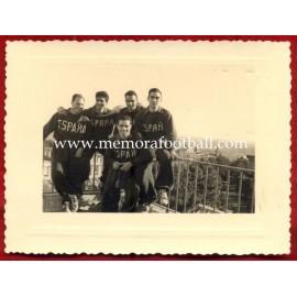 Selección Española de Fútbol, inicios de los 50