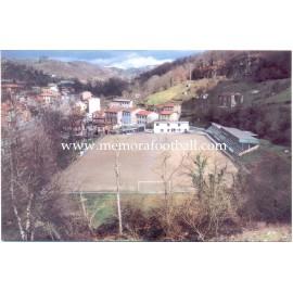 El Candín Stadium, Tuilla (Asturias, Spain)