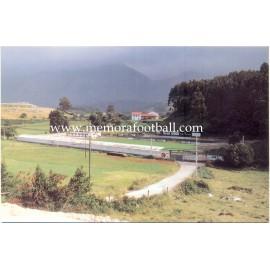 Oreyana Stadium, Ribadesella (Asturias, Spain)