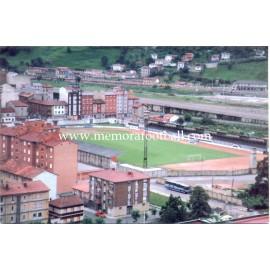Hermanos Antuña Stadium, Mieres (Asturias, Spain)