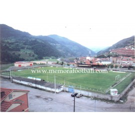 López Dóriga Stadium, Moreda (Asturias, Spain)