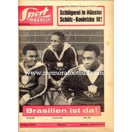 Sport Magazin 03/05/1963 (Alemania)