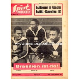 Sport Magazin 03/05/1963 (Germany)