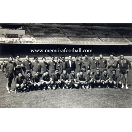 CF Barcelona 1961-62