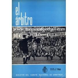EL ÁRBITRO 1966 nº9