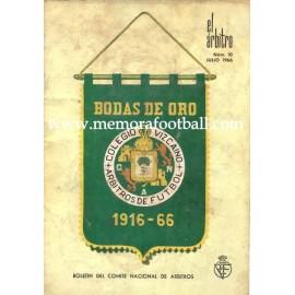 EL ÁRBITRO 1966 nº10