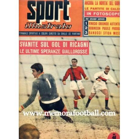 """Sport Illustrato"" (Italy) 12-01-1956"