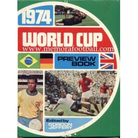 1974 World Cup Official Preview Book (1973)