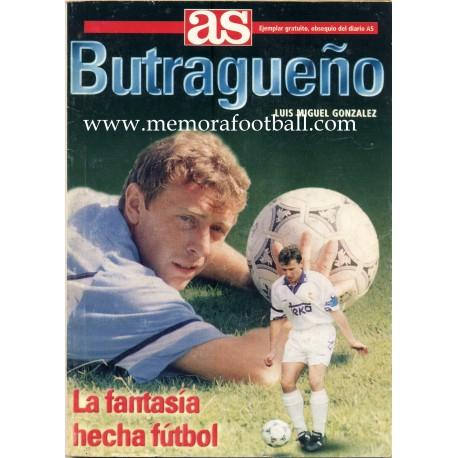 Butragueño, la fantasía hecha fútbol (1995)