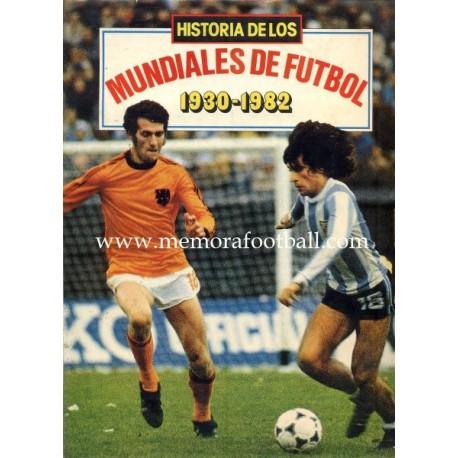 Historia de los Mundiales de Fútbol, 1981