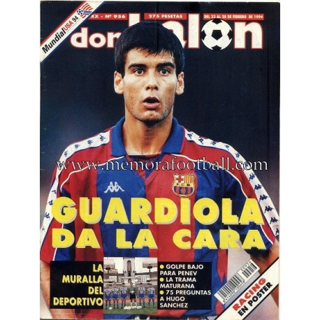 DON BALON nº 956 22 -28 February 1994