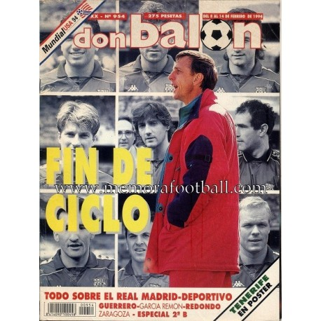 DON BALON nº 954 8-14 February 1994