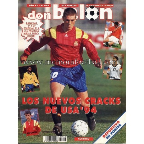 DON BALON nº 951 18-24 January 1994