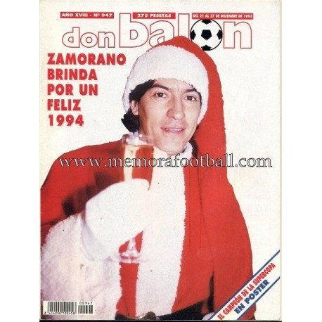 DON BALON nº 947 21-27 Dec 1993