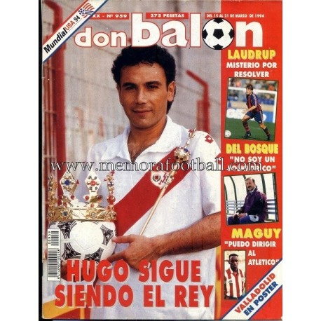 DON BALON nº 959 15 -21 March 1994