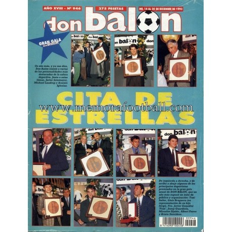DON BALON nº 946 14 -20 Dec 1993