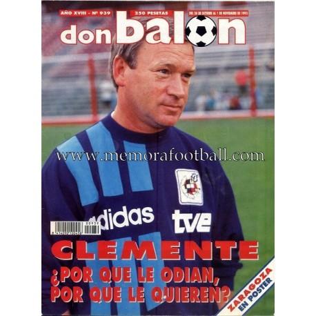 DON BALON nº 939 26 Oct -01 Nov 1993