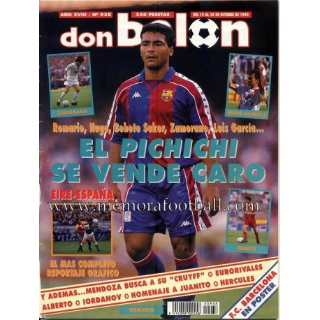 DON BALON nº 938 19-25 Oct 1993