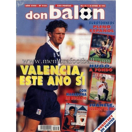 DON BALON nº 936 05-11 Oct 1993