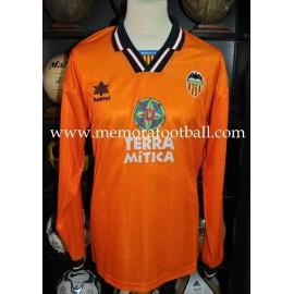 """BJÖRKLUND"" Valencia CF LFP 1998-99"