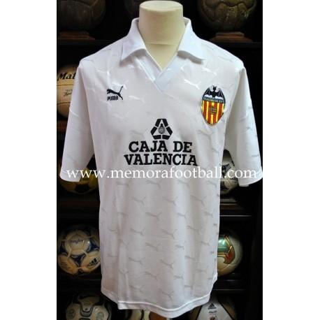 """""""TORRES"""" Valencia CF 1990-91"""