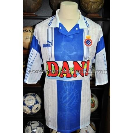 """""""MIGUEL"""" RCD Espanyol 1995-96"""