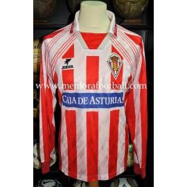 """PABLO DÍAZ"" Sporting de Gijón 1994-95"