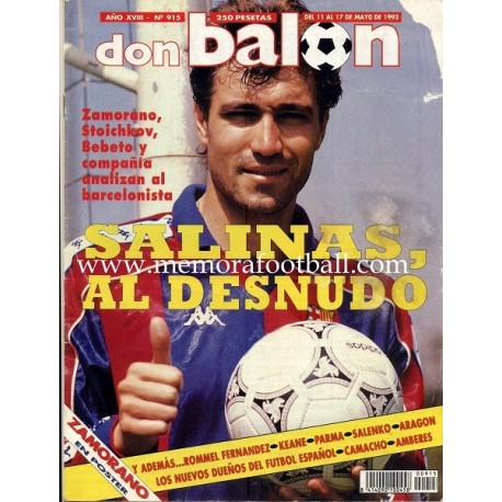DON BALON nº 915 1993