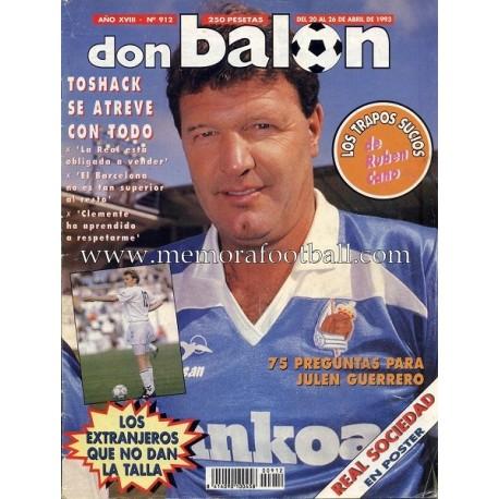 DON BALON nº 912 1993