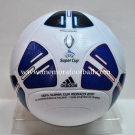 Adidas 2010 UEFA Super Cup Official Match Ball