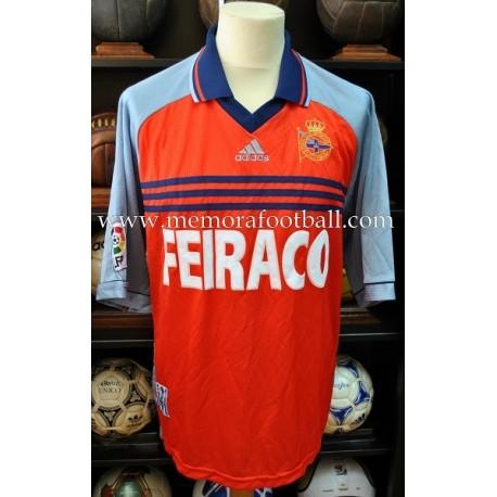 """""""BASSIR"""" Deportivo de la Coruña LFP 1999-00"""