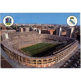 Estadio Santiago Bernabeu (Real Madrid CF) 1968