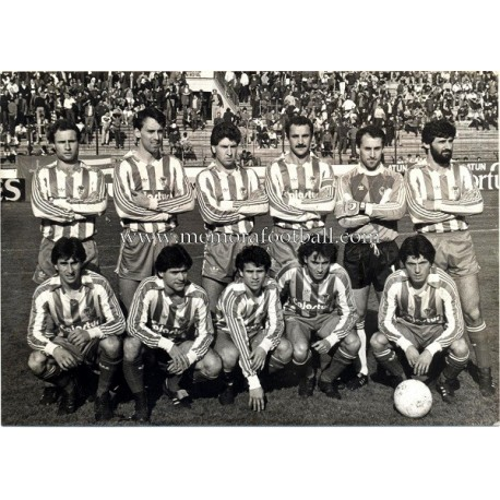 Sporting de Gijón 1980s photography
