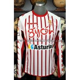 """""""CARMELO"""" Sporting de Gijón 2011-12"""