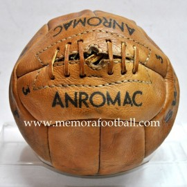 """ANROMAC SWIFT"" Football Ball Boys 1950s"