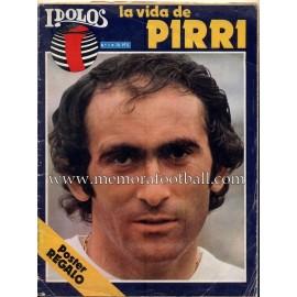 """IDOLOS"" Magazine - Pirri 1977"