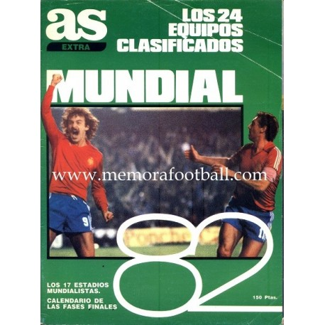 """AS"" FIFA World Cup 1982 Special Edition"