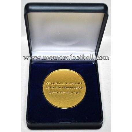 FIFA Marrakech Congress 2005 medal