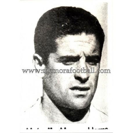 "Avelino ""EL PORCEYANU"" (Real Oviedo) 1928"