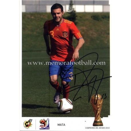 """""""MATA"""" FIFA World Champion 2010"""