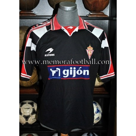"""MONCHU"" Sporting de Gijón 1999-01"